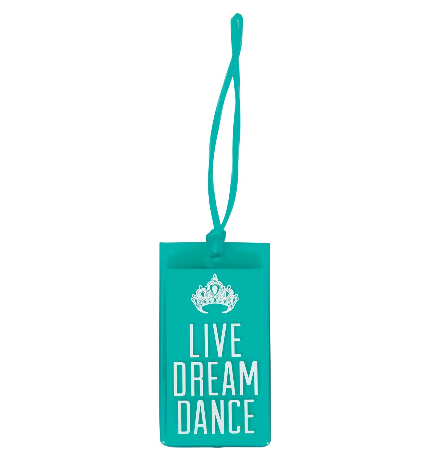 """""""Live Dream Dance"""" Luggage Tag - Bags 