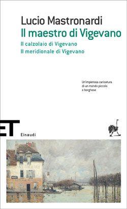 Libro doloroso e cupo, eppure comico e grottesco, fu una scoperta di Italo Calvino, che lo pubblicò nella collana Coralli dell'Einaudi. Qui la nuova edizione:  http://www.einaudi.it/libri/libro/lucio-mastronardi/il-maestro-di-vigevano-il-calzolaio-di-vigevano-il-meridionale-di-vigevano/978880617421