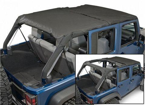 Rampage jeep bikini tops