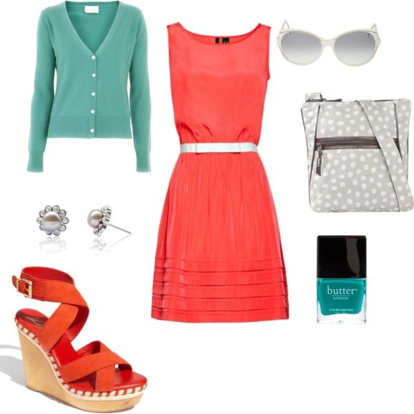 Thirty-One Outfit, created by janis-oregon