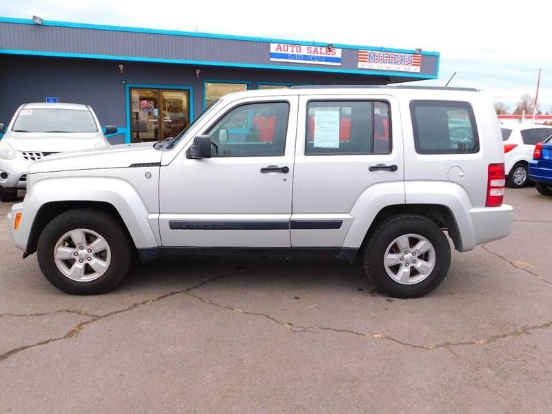 2011 Jeep Liberty Sport 4x4 4dr SUV Cars Redmond