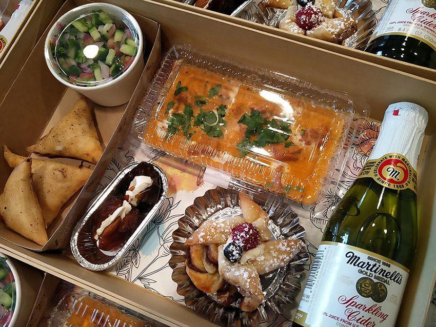 Ramadan Iftar Boxes For Neighbors