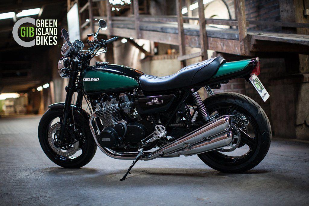 Kawasaki Z 900 Umbau