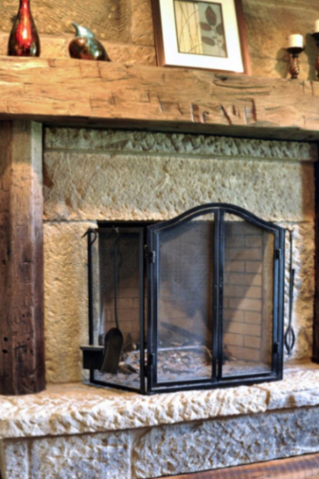 Houzz With Images Fireplace Mantel Designs Fireplace