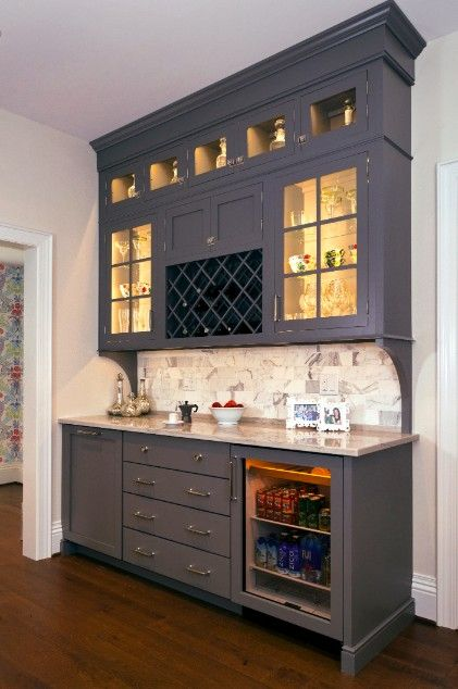 Before and After   Transitional Kitchen — Evalia D