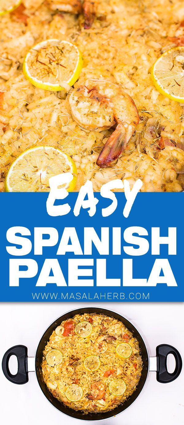 Easy spanish paella recipe with seafood video recipe spanish easy spanish paella recipe with seafood video recipe spanish paella recipe paella and spanish forumfinder Image collections
