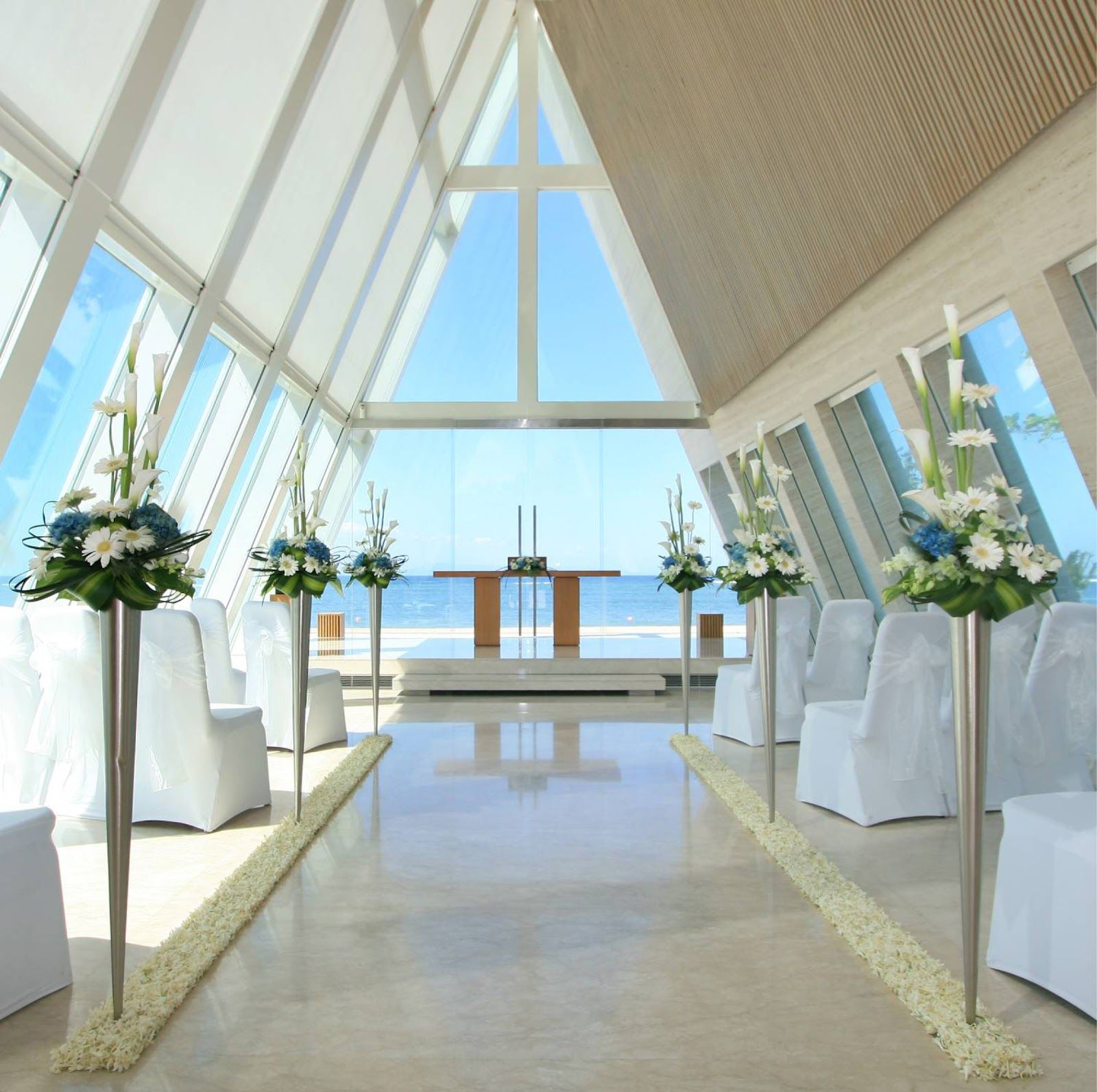 Wedding Chapel Decoration Ideas: Bali Infinity Chapel-When We Renew Our Vows...this Is