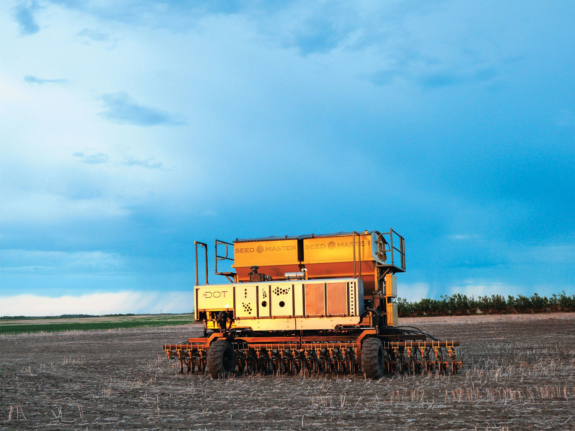 The Dot Power Platform Could Transform Farming Technology Farming Technology Technology Innovation Technology