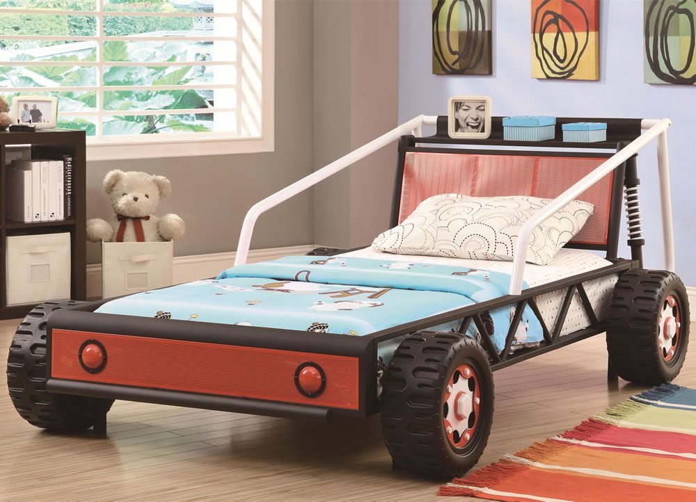Fantasy Beds For Kids From Race Cars To Pumpkin Carriages Race