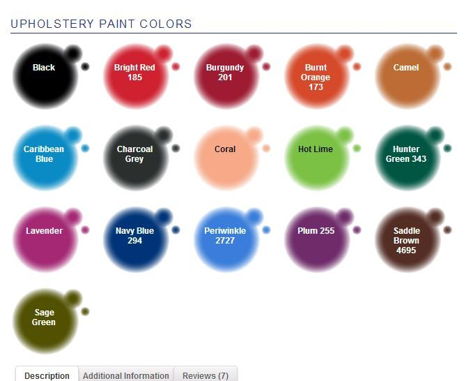 Simply Spray Upholstery Fabric Paint Simply Spray Simply Spray Spray Paint Colors Spray Paint Upholstery