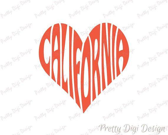 Download California Word Art, California Svg Dxf Eps Png Jpg ...