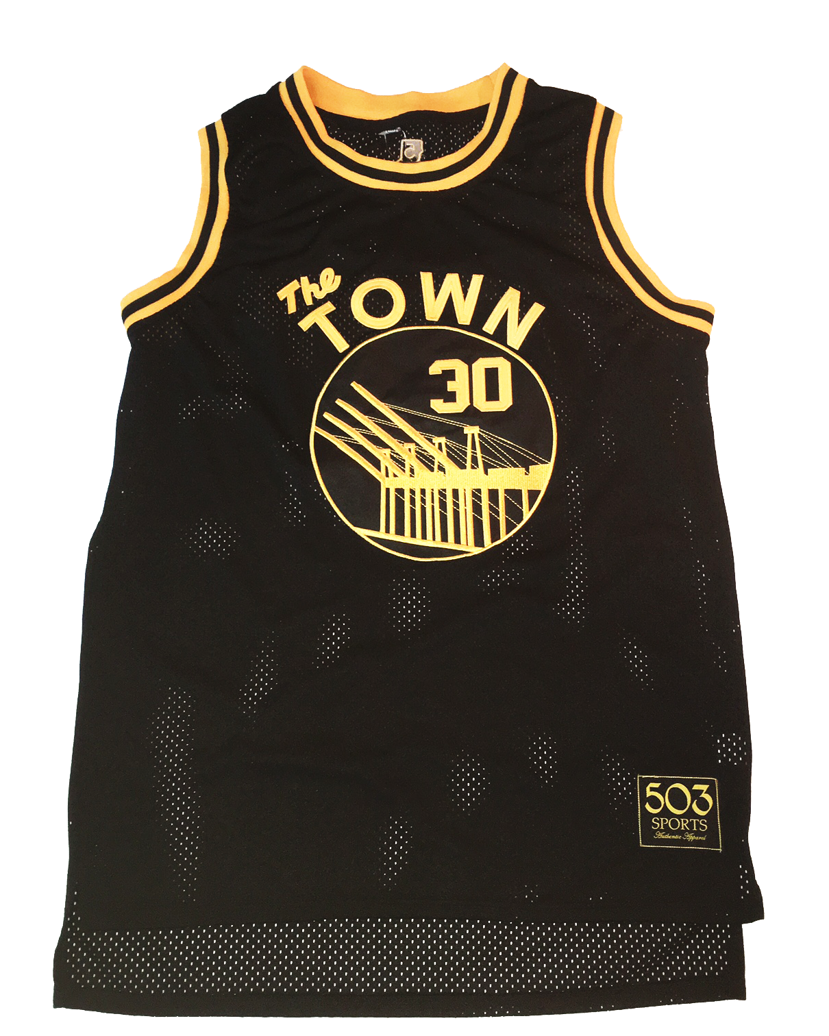 size 40 89284 8a29f The Town Throwback Jersey The City Oakland Stephen Curry ...
