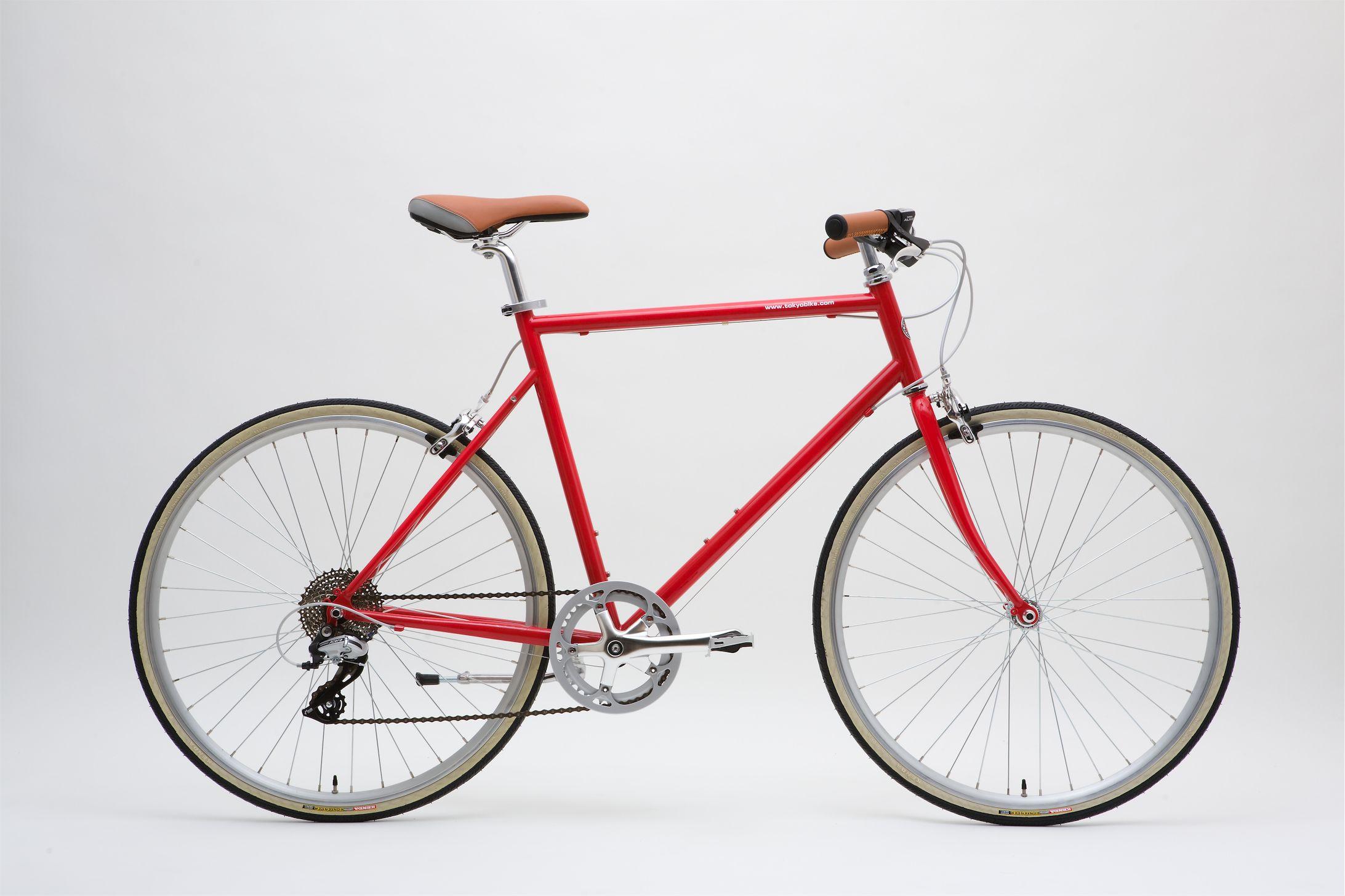 Super cool Japanese bike brand:  tokyobike