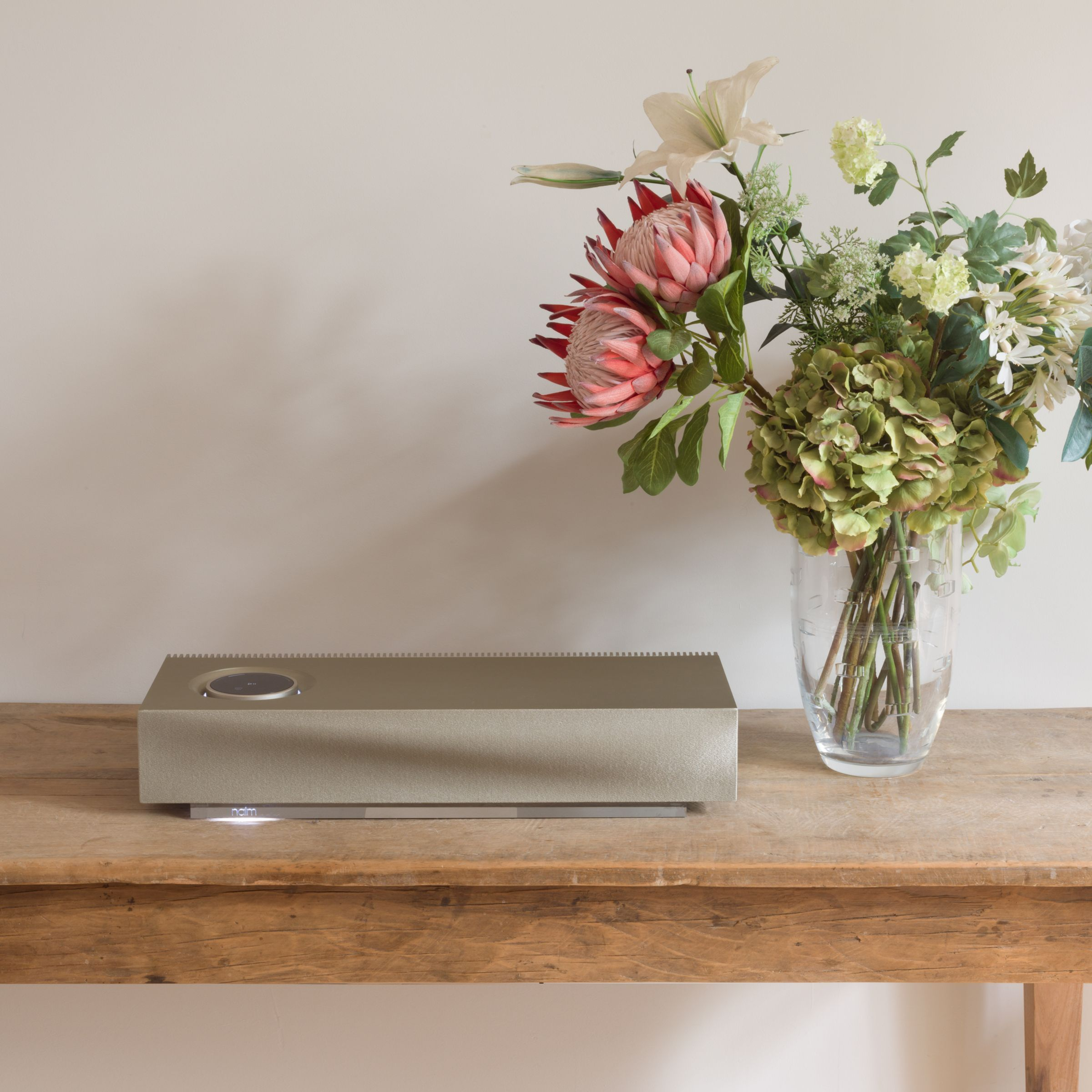 Naim Audio Mu-so Wireless Bluetooth Music System with Apple AirPlay, Spotify Connect & TIDAL Compatibility, Special Edition #musicsystem