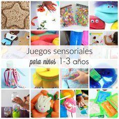20 Juegos sensoriales para niños 1-3 años   Blog de BabyCenter