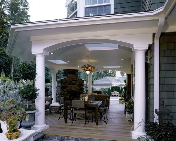 Awesome House Plans With Rear Porches   Bing Images
