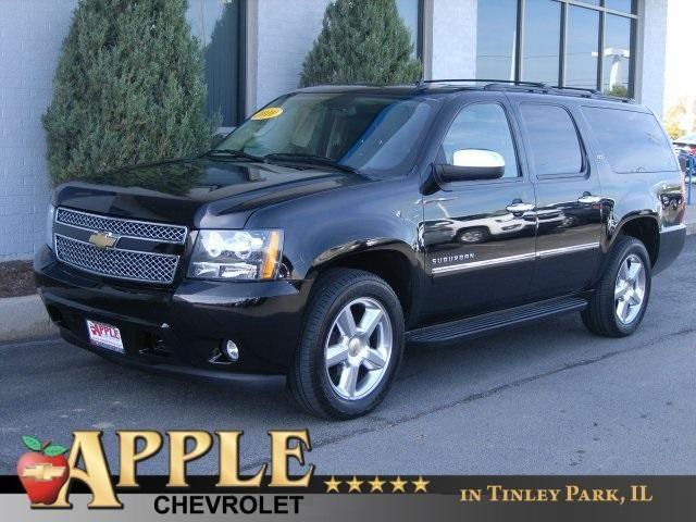 2010 Chevrolet Suburban 1500 Ltz Stk 51043 28 495 Http