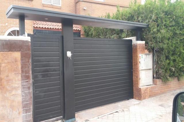 Resultado de imagen de puertas de entrada chalet puertas - Puertas de chalet ...