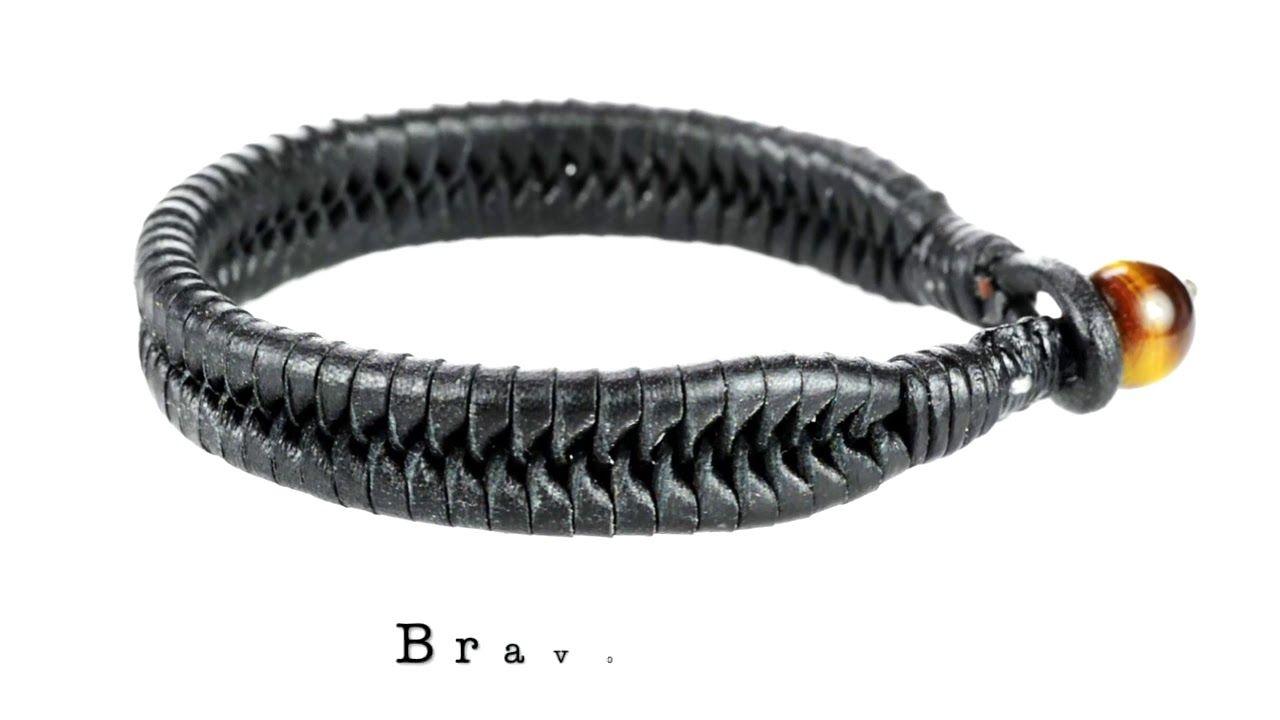 B496 australian made genuine kangaroo leather armband