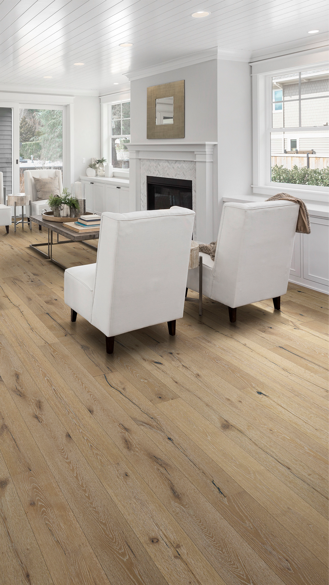 For Floors That Bring Nature Right Into Your Living Room Look No Further Than Lifecore Light Grey Hardwood Floors Grey Hardwood Floors Living Room Wood Floor