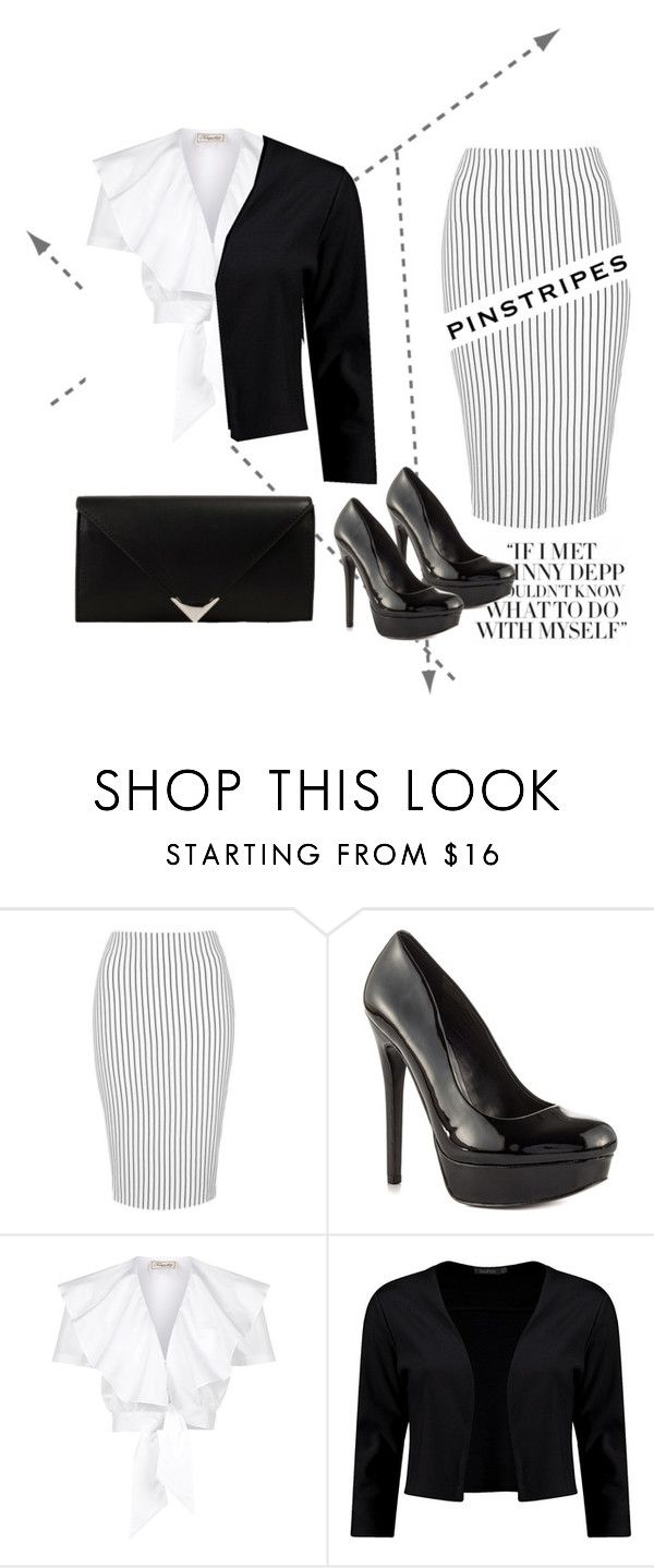 """office"" by agc006 ❤ liked on Polyvore featuring Topshop, ALDO, Temperley London, Boohoo and Alexander Wang"