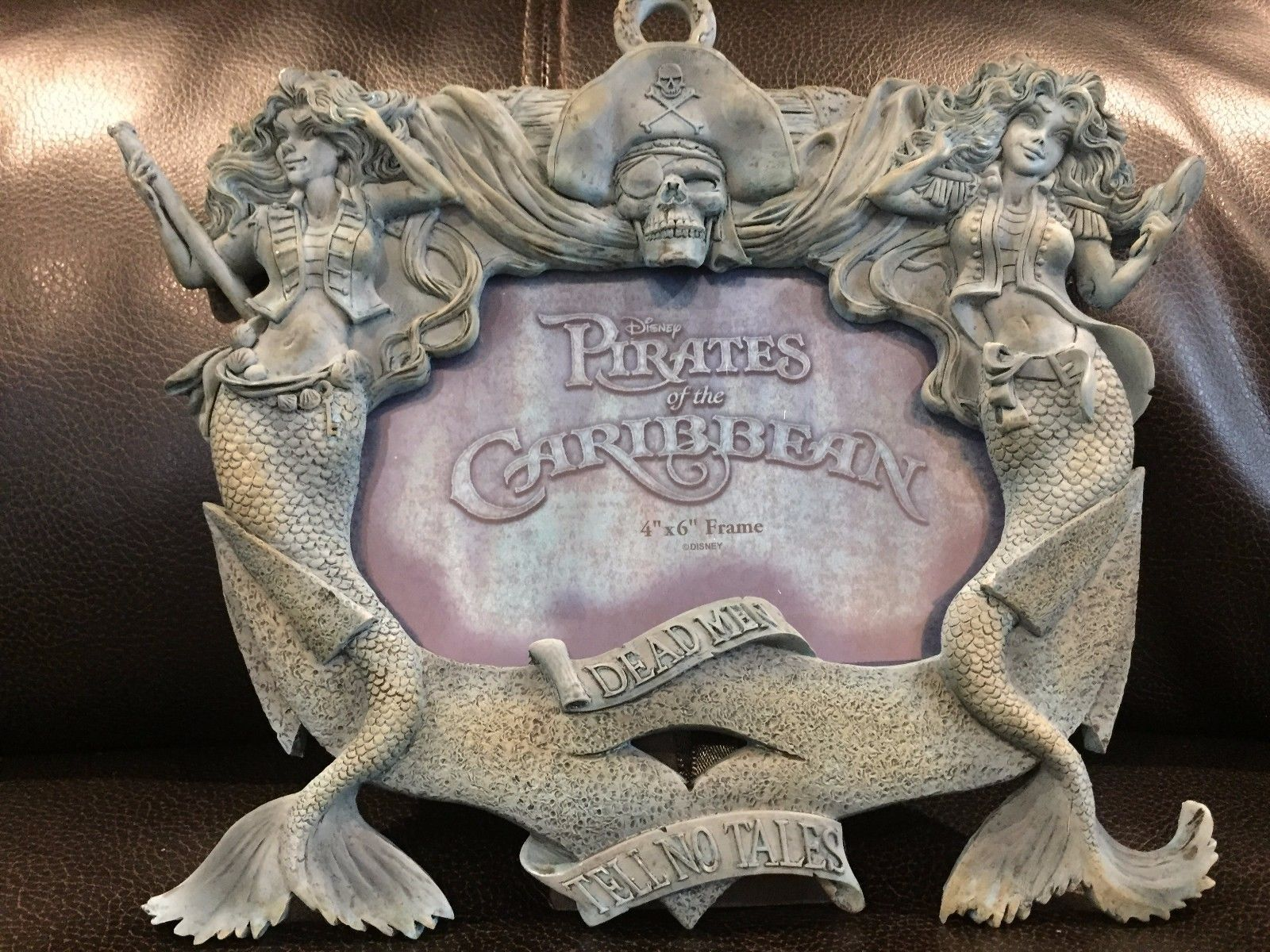 Disney Parks Pirates Of The Caribbean 4 X 6 Picture Frame New