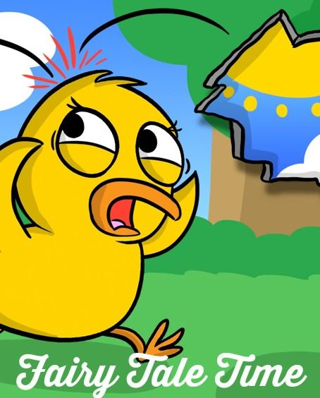 ChickenLittle - #Story Time for #Kids   Most Popular Fairy Tales