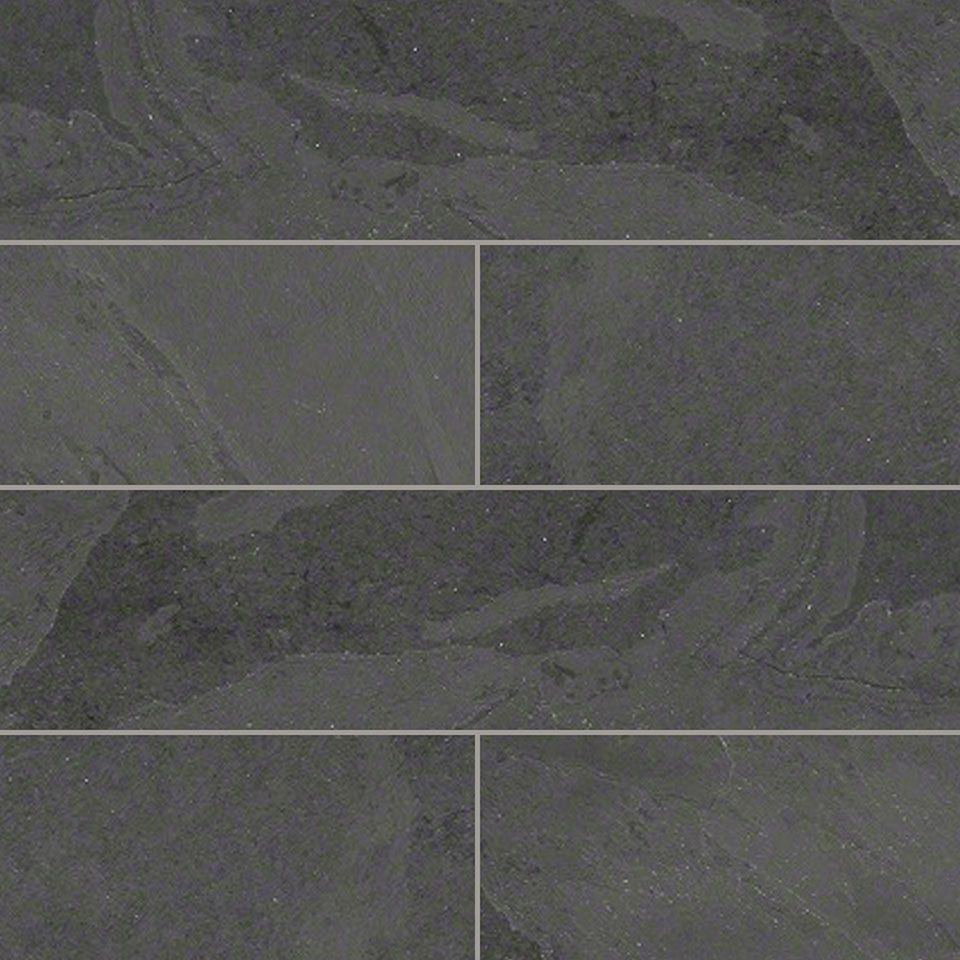 Black Slate Patter : Montauk black slate tile home sweet inspiration
