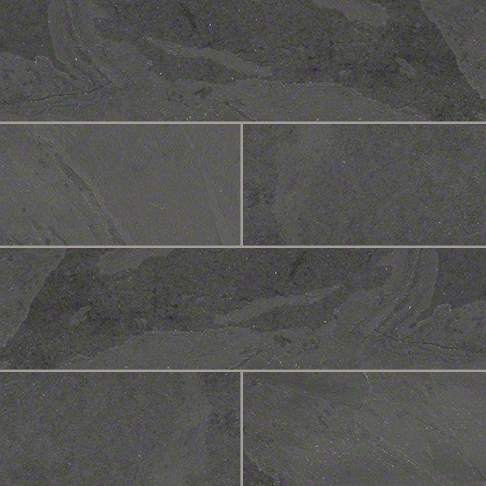 Montauk Black Slate Tile Home Sweet Home Inspiration