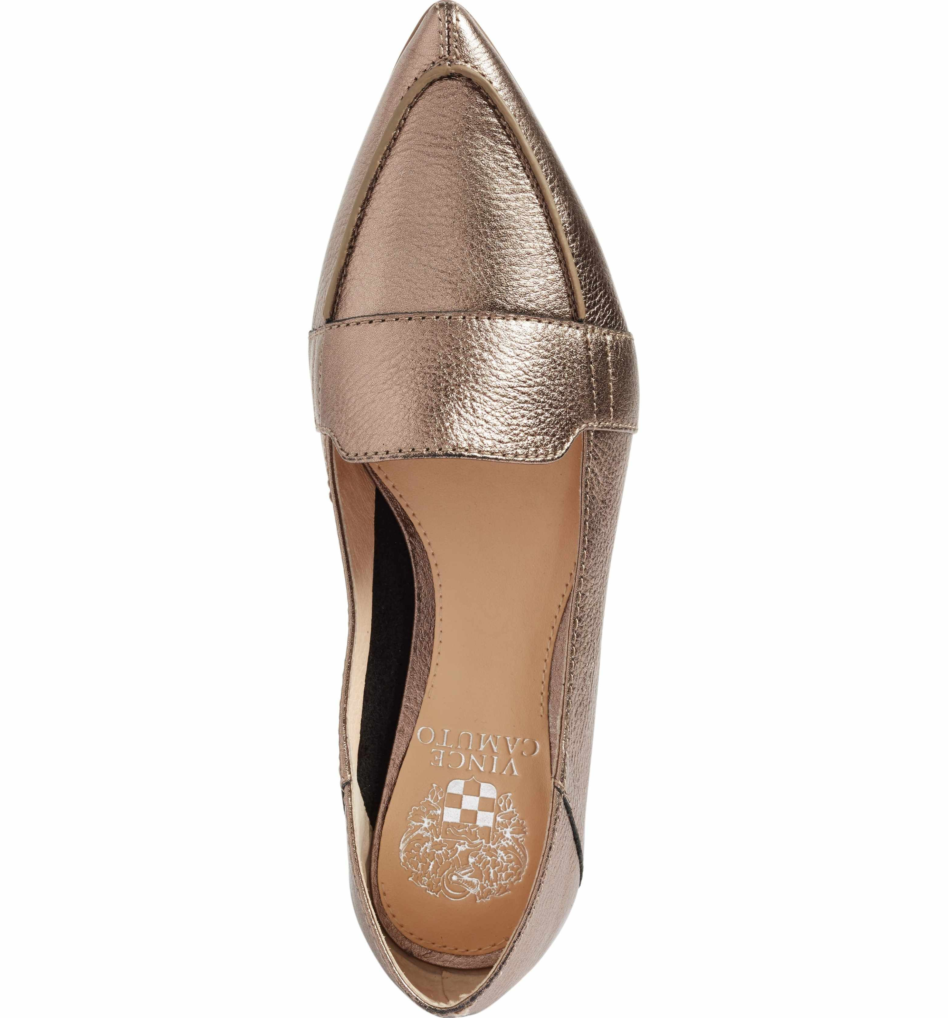 e7db8331a Main Image - Vince Camuto Maita Pointy Toe Flat (Women) (Nordstrom  Exclusive)