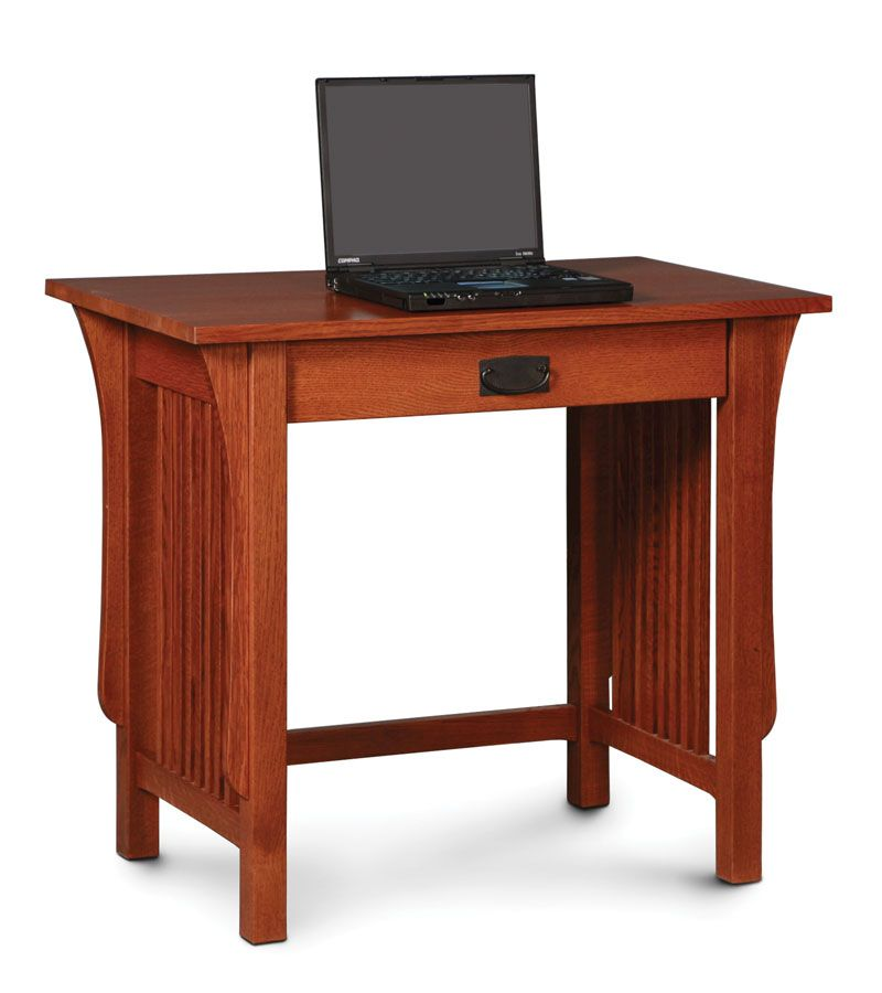 new style 43345 3aeda Mission Style Writing Desk | Prairie Mission Small Writing ...