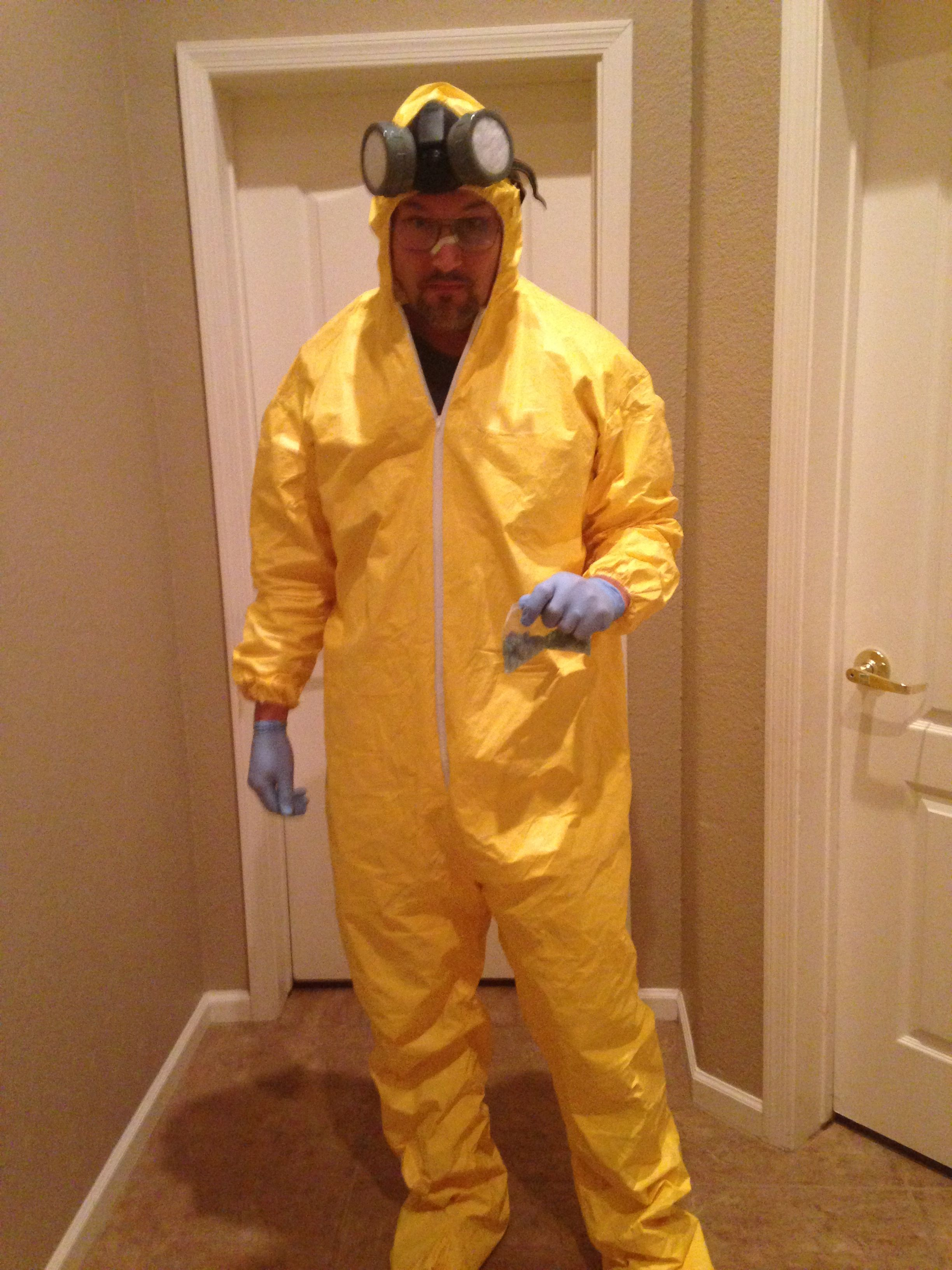 breaking bad halloween costume idea - Halloween Costume Breaking Bad