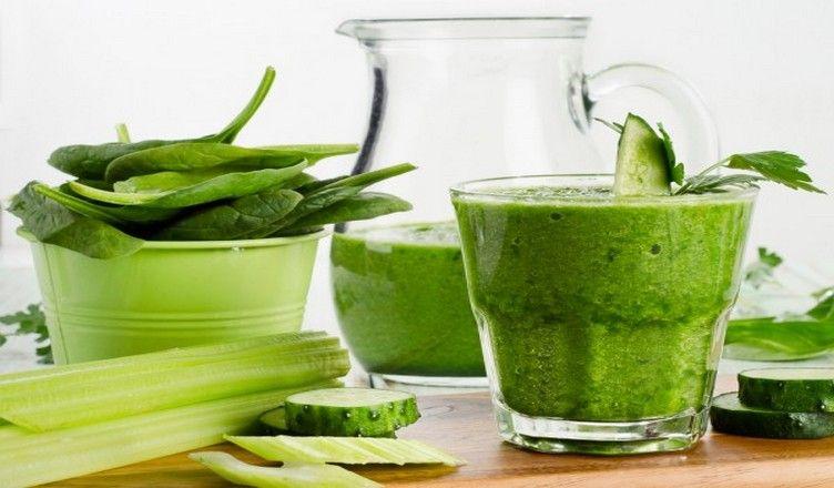 3ingredient celery juice to quickly detox your kidneys