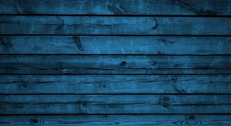 Walls Blue Wood Planks Hd Wallpaper Wallpaper Textured Background Blue Wood