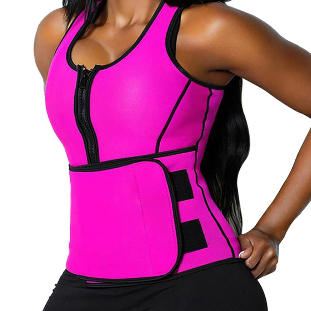 9806dba32b9ca The Perfect Sculpt™ Sweat Vest Waist Trainer Vest