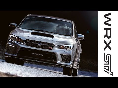 2018 Subaru WRX STI | Official Video | Japan