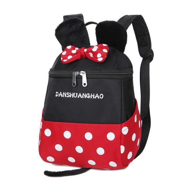 e7b0a2fbbf Waterproof Child School Bag Cartoon mickey backpacks kids kindergarten  backpack kid school bags Satchel for boys and girls gifts