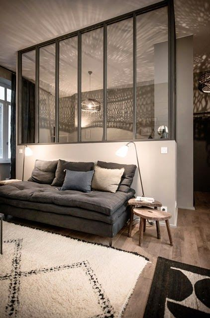 la verri re dans la cuisine 19 id es photos verri re. Black Bedroom Furniture Sets. Home Design Ideas