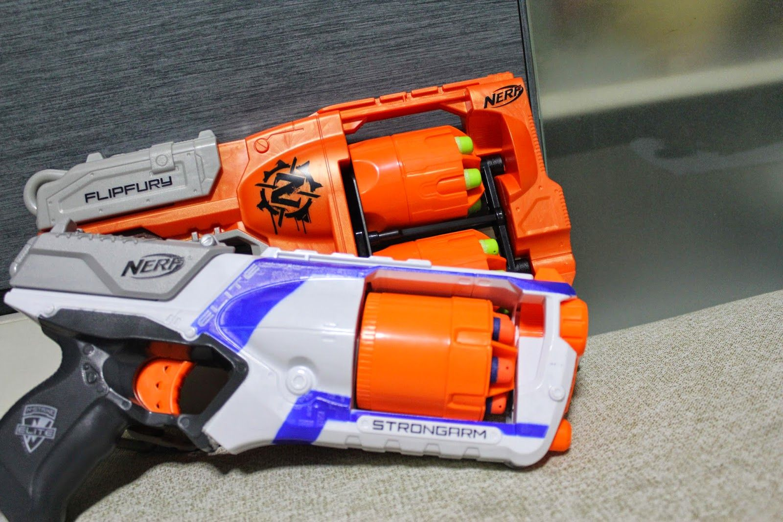Blaze Storm Battery Operated Cartridge Dart Gun