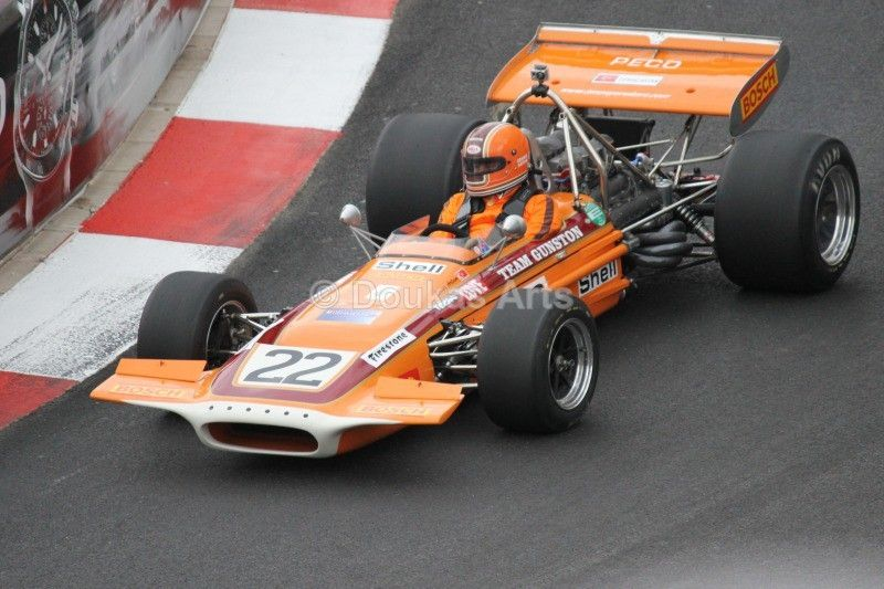 Orange Formula car - Ajoneuvot