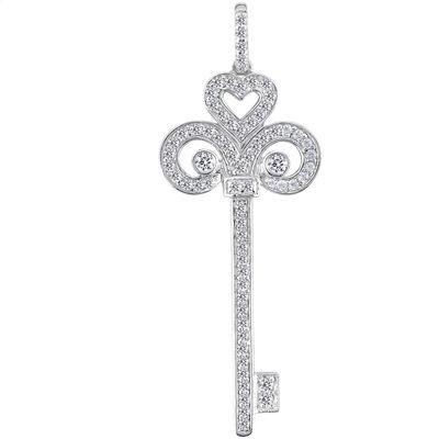 FANCY KEY PENDANT. Find it at Hayman Jewelry Co.
