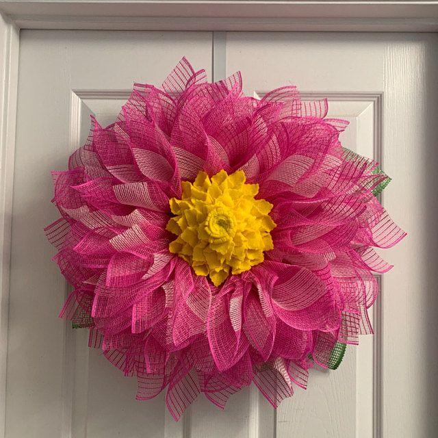 Wreath Tutorials, Apple Blossom  Tutorial, Marigold Tutorial, DIY Tutorial, Burlap Flower Tutorial, #sunflowerchristmastree