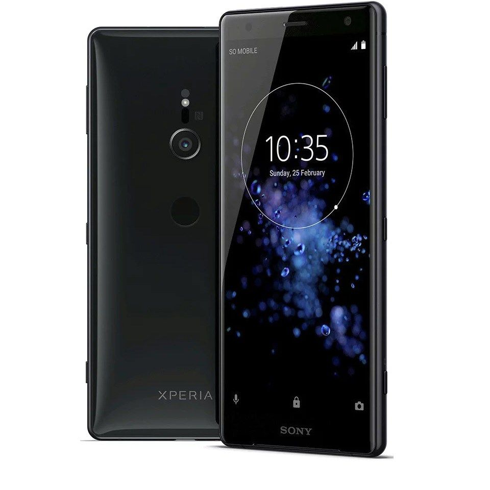 Sony Xperia Xz2 With Sd845 Launched In India At Price Rs 72 990 Sony Xperia Dual Sim Sony