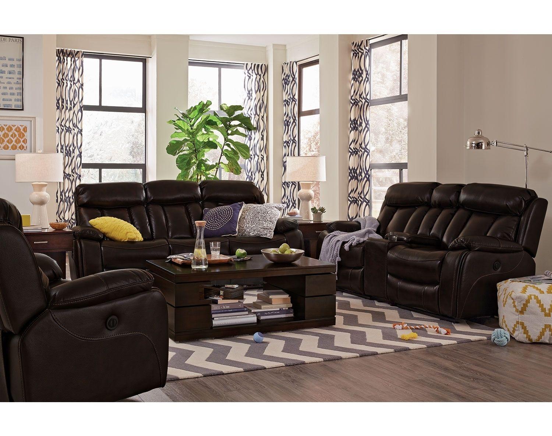 Beau Room · City Furniture Living Room Set