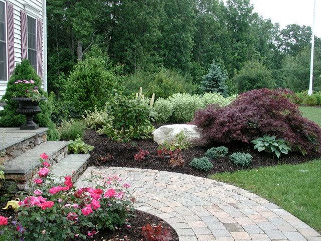 Your metrowest greater boston cape cod landscape design for Cape cod home landscape design