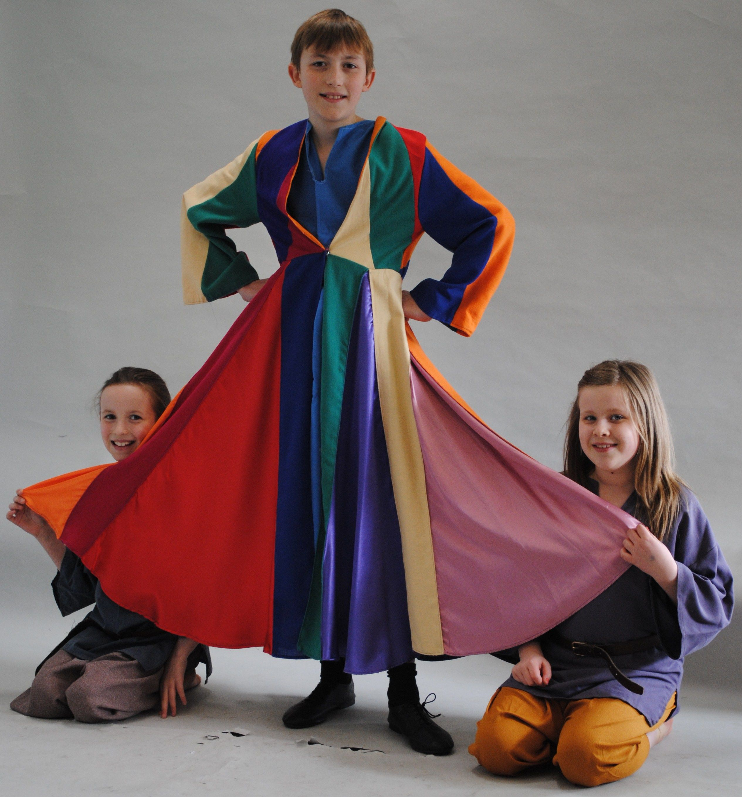 Joseph S Technicolour Dreamcoat