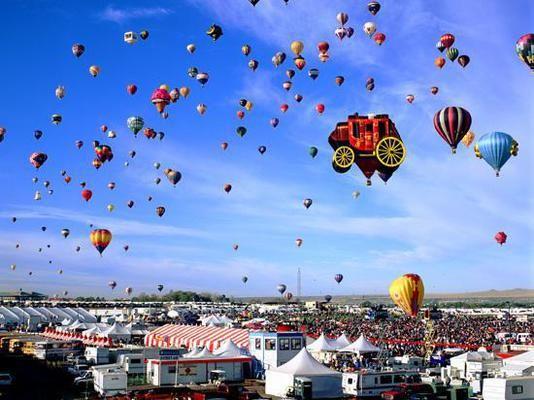 Albuquerque Vacation Information Hotels Restaurants Events