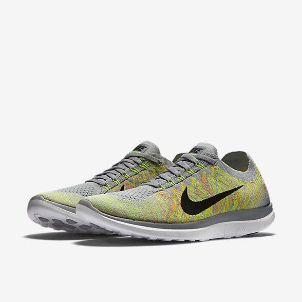 1b897ef59ce43 Nike Free 4.0 Flyknit Zapatillas de running - Hombre