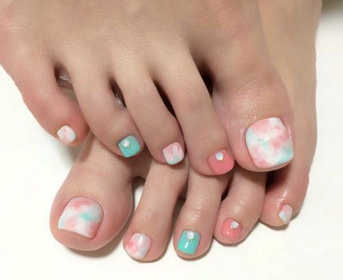 Toe Nail Art Ideas For Beginners Styles Outfits Nail Art