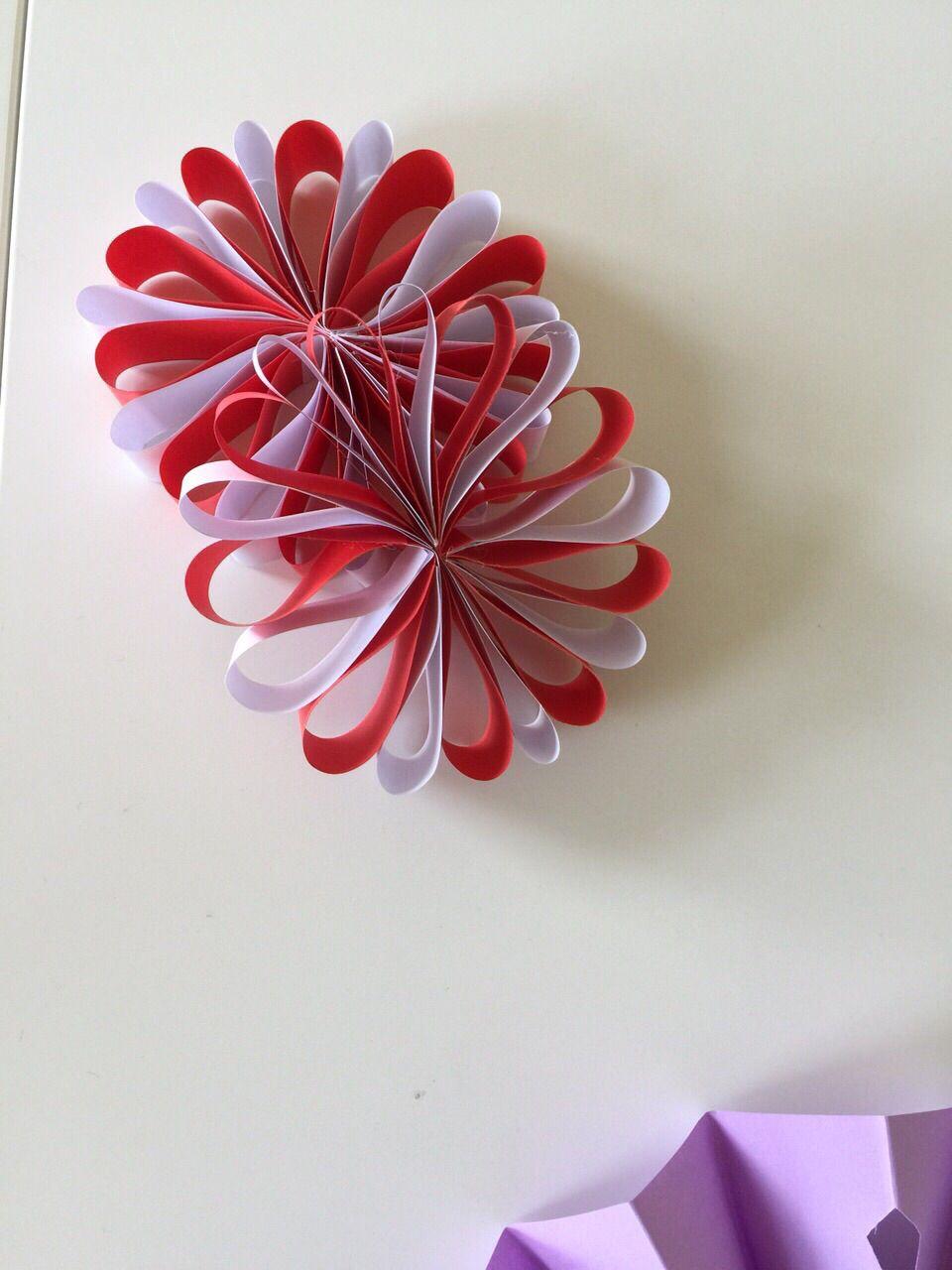 Paper Flower Crafts Paper Flowers Craft Work